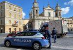 Coronavirus, controlli della Polizia: fermate cinque persone, elevate 11 sanzioni