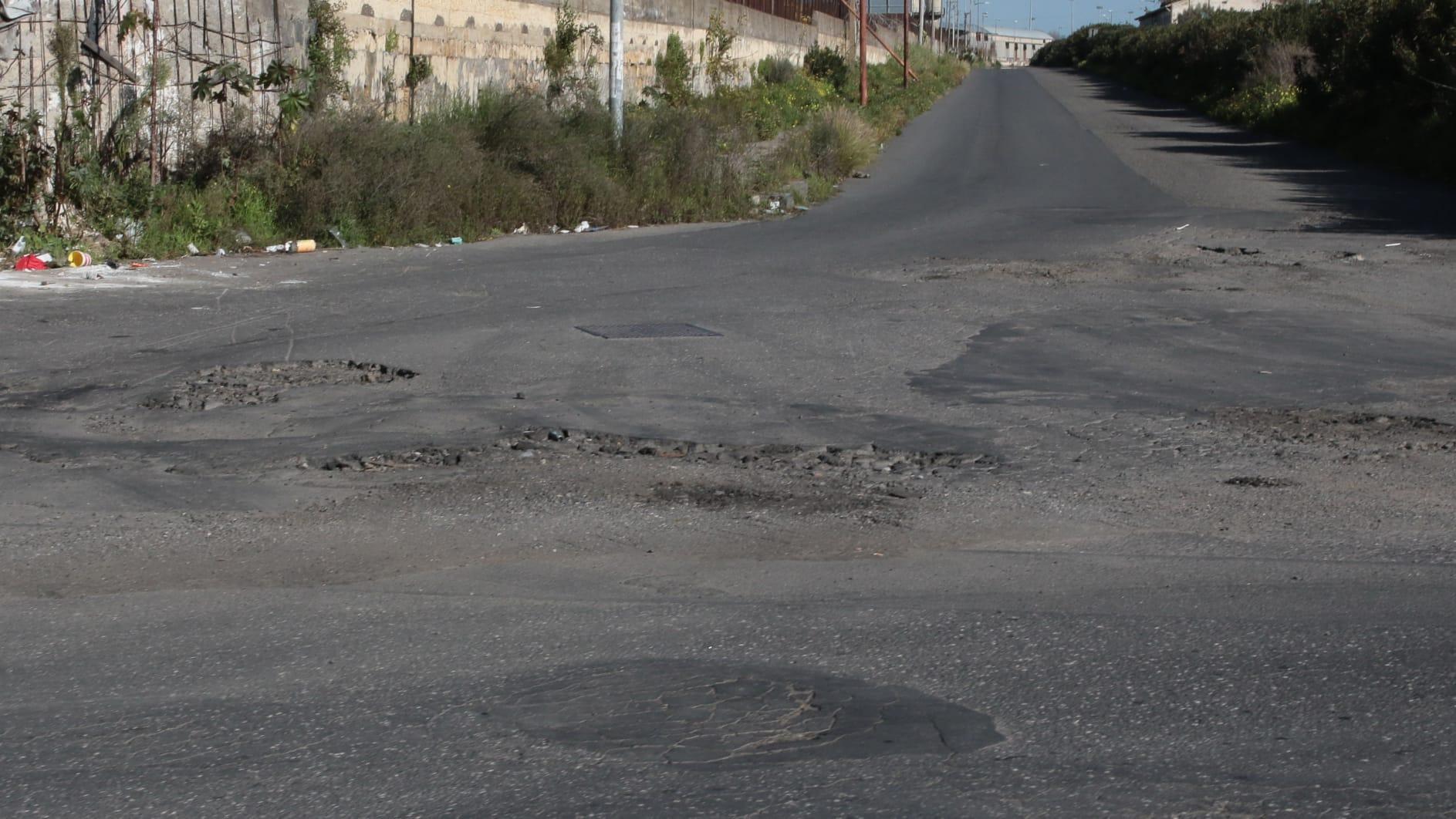 Catania, alla Zona Industriale apre oggi il cantiere per riqualificare via Anfuso