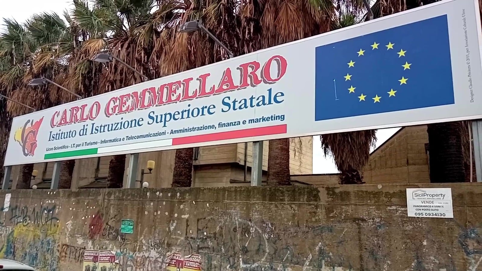 """Educare alla legalità, il """"Gemmellaro"""" di Catania luogo di incontro """"virtuale"""": prevenzione e contrasto alla criminalità temi caldi"""