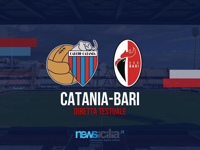 Il Catania inciampa su rigore, con il Bari è solo 1-1 – RIVIVI LA CRONACA
