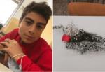 Morte Giuseppe Milone, applausi e palloncini che volano per l'ultimo saluto al 17enne: intera comunità a lutto