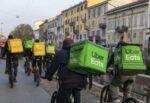 """Denunciate società di delivery per 733milioni di euro, USB: """"Iper sfruttati, i loro lavoratori non hanno diritti e dignità"""""""