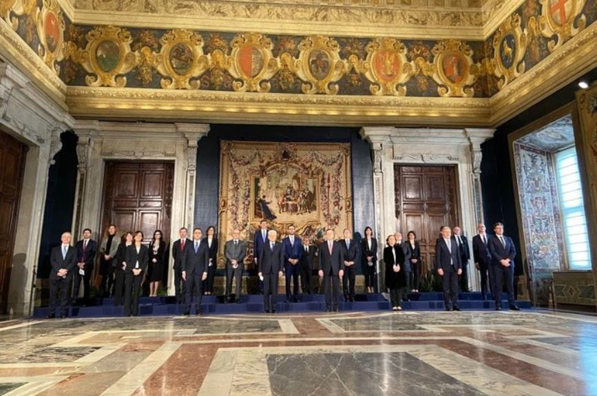 Governo Draghi: Senato favorevole con 262 sì. Il M5S si spacca, espulsi 15 senatori