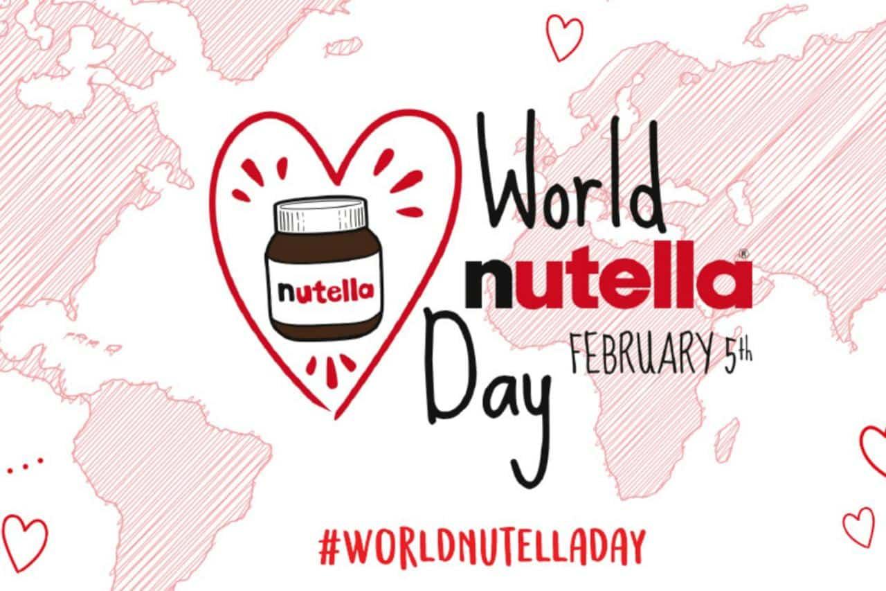 """Nutella World Day, la festa che """"celebra"""" la regina delle creme spalmabili: 5 golose RICETTE"""
