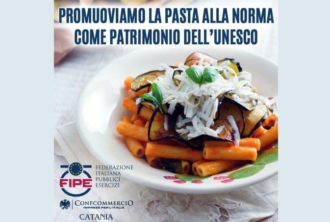 Pasta alla Norma patrimonio gastronomico dell'Unesco: la proposta di Confcommercio e la RICETTA