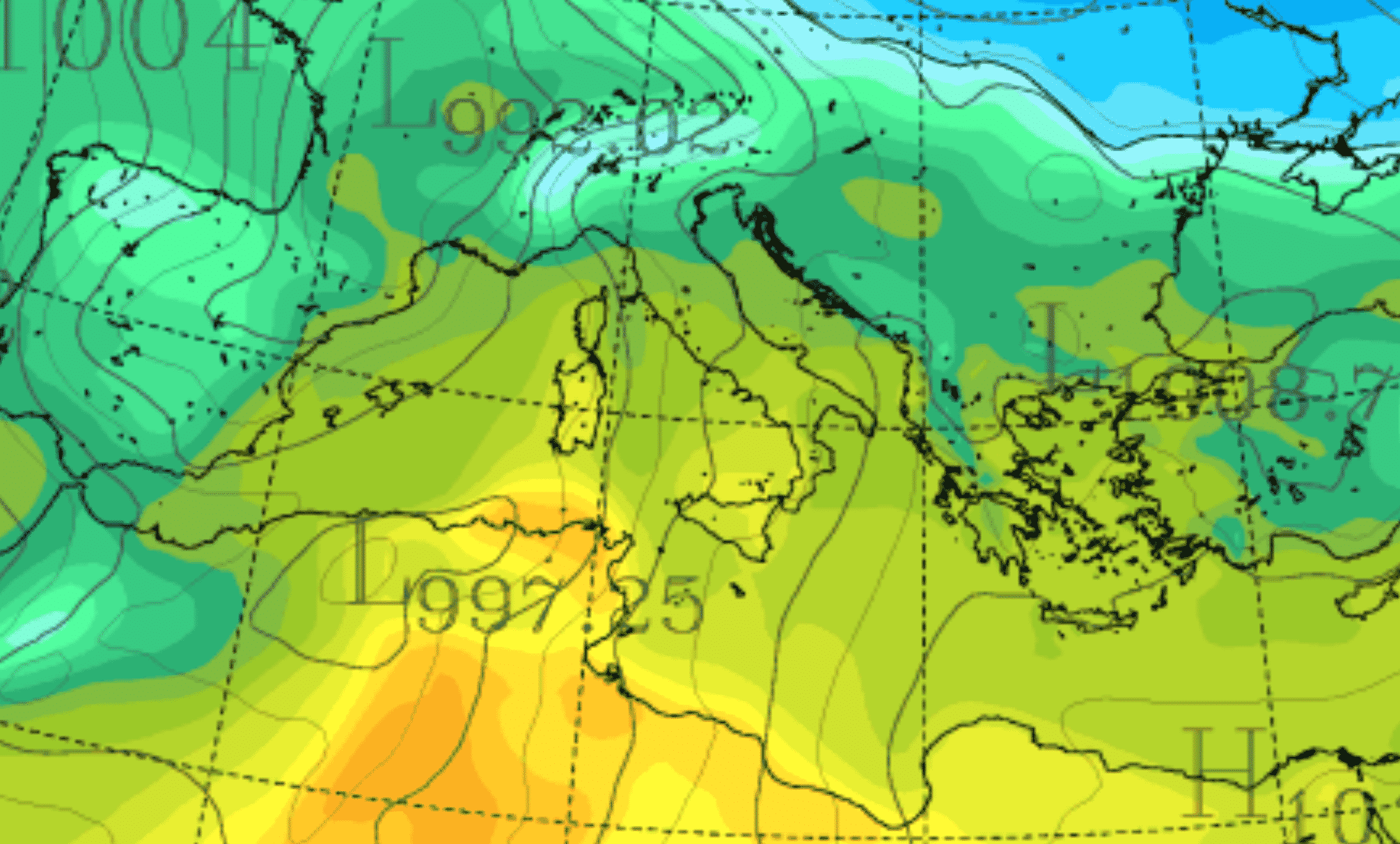 Meteo Sicilia, ondata di caldo anomalo: allerta incendi e ...