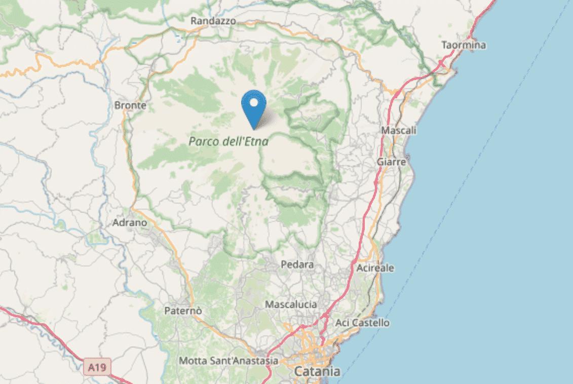 Terremoto in Sicilia: scossa nella notte nel Catanese tra Milo e Zafferana Etnea