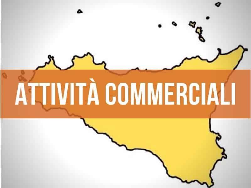 Sicilia in zona gialla, centri commerciali chiusi nel weekend: negozi, bar, ristoranti aperti. Cosa riapre e cosa resta chiuso