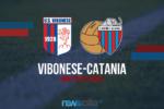 Vibonese-Catania 1-1, etnei al riposo sul risultato di parità – LA DIRETTA