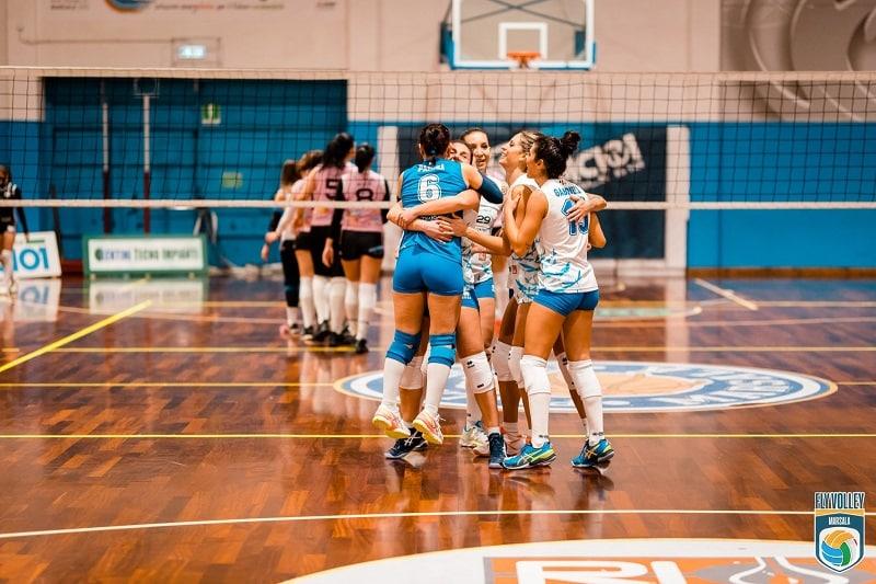 Volley femminile, GesanCome Fly Volley Marsala sfida in casa l'Albaverde Caltanissetta