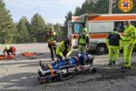 Incidente sull'Etna, ciclista catanese si infortuna in una zona impervia: intervento del Soccorso Alpino e Speleologico Siciliano