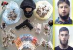 Vendono marijuana a un cliente a bordo di un'auto: arrestati due pusher a Mascalucia