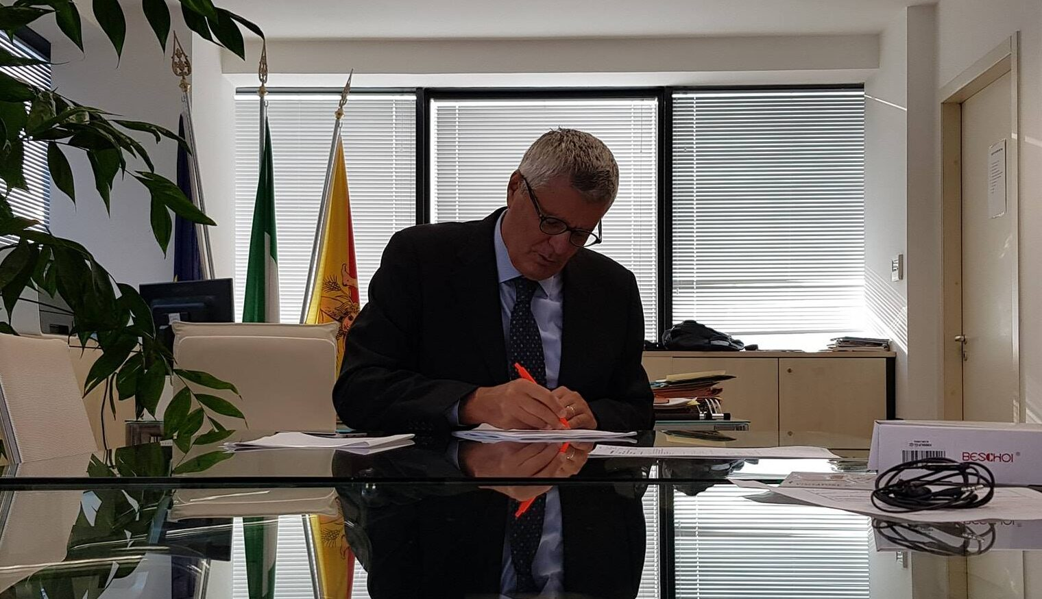 """Palermo, Pierobon rassegna le dimissioni: """"Ringrazio il Presidente per l'opportunità che mi ha concesso"""""""
