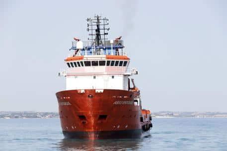 Nave Asso 30 arriverà stanotte a Porto Empedocle: a bordo 232 migranti e anche un cadavere