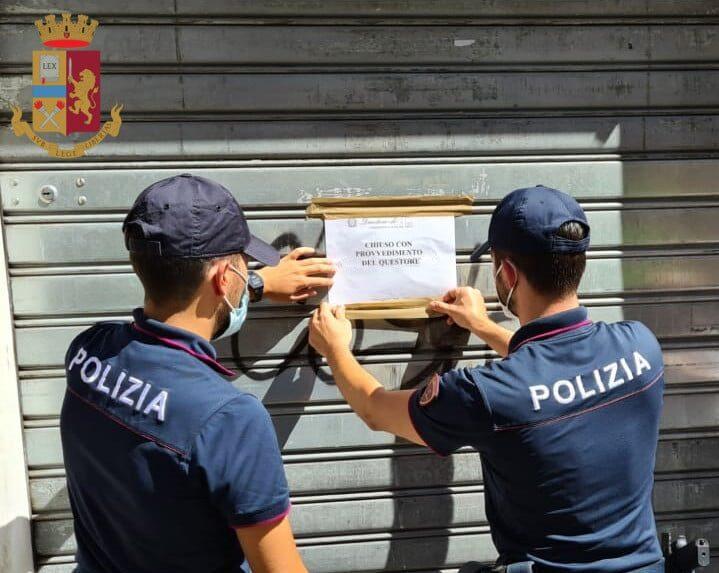 Catania, ancora guai per nota pizzeria del centro: sospese per 5 giorni le autorizzazioni per la gestione