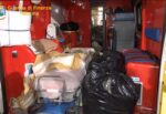 Ambulanza carica di droga fermata all'imbarco dei traghetti: arrestati due percettori di Reddito di Cittadinanza – VIDEO e FOTO
