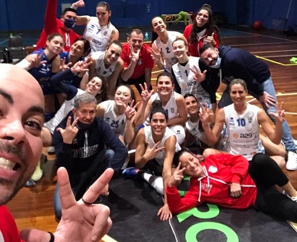 Volley femminile B2, la Fly Volley Marsala batte Caffè Trinca Palermo: la cronaca del match di sabato