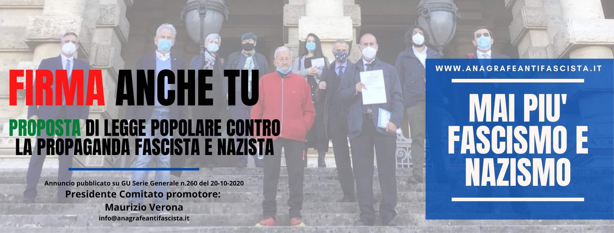 Legge Stazzema, raccolta firme a Palermo per la proposta contro la propaganda nazi-fascista