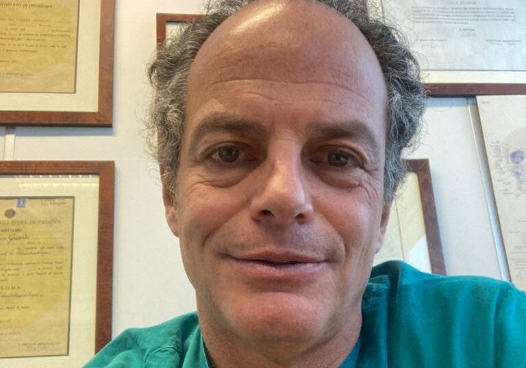 A Catania Luca Guarda Nardini, l'eccellenza mondiale della chirurgia maxillo facciale