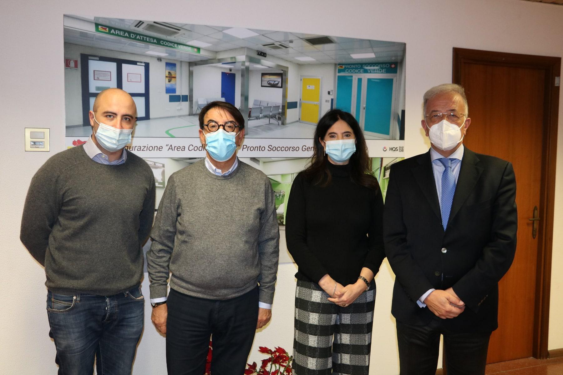 Catania, al Cannizzaro nuovo avanzato microscopio per ricostruire mammella con lembi dell'addome