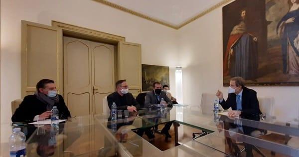 """Coronavirus, Musumeci incontra i vertici di """"Mio Italia Sicilia"""": alla ricerca di Fondi europei per aiutare i ristoratori e gli operatori turistici"""