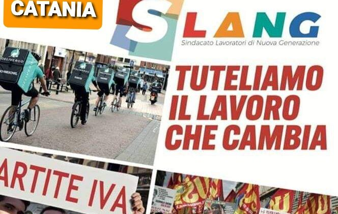 """Catania, apre lo Sportello SLANG USB: """"Consulenza e lotta contro lo sfruttamento"""""""