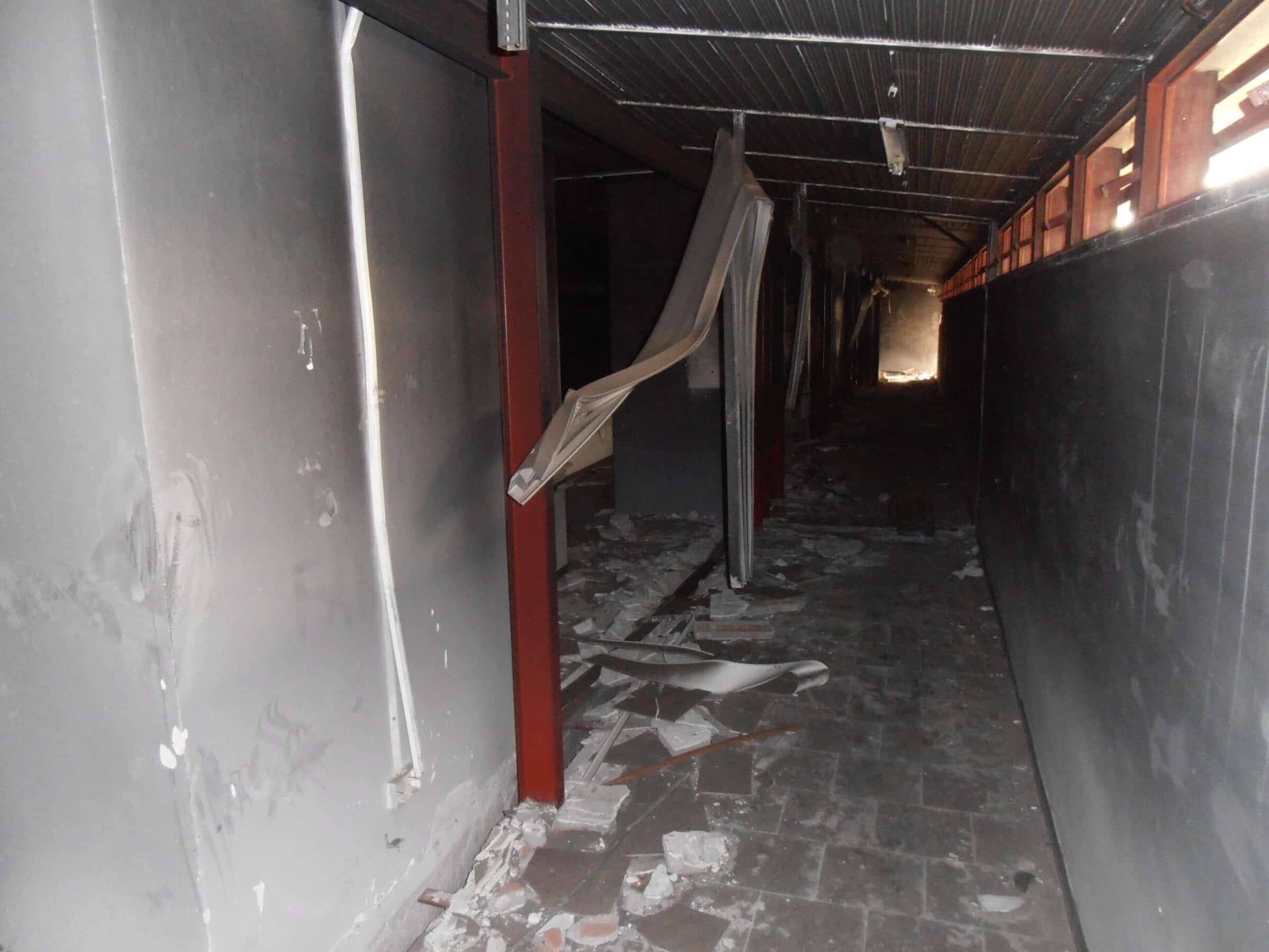 """Catania, Teatro Moncada. Saverino: """"Fondi europei per salvare la struttura dalla distruzione totale"""""""