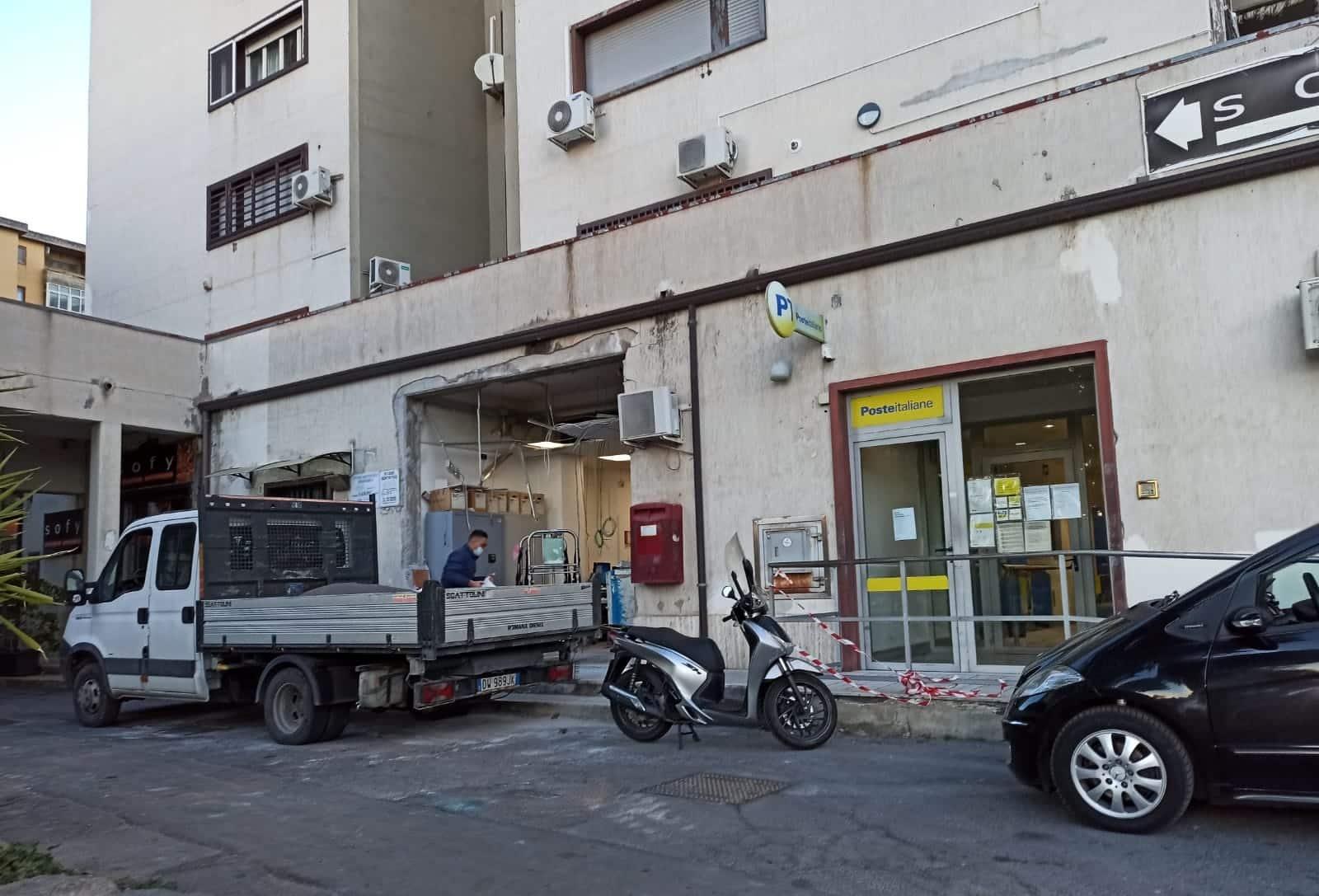 Catania, Ufficio Postale di Librino ancora chiuso dopo l'assalto al bancomat: la Ugl scrive al Prefetto