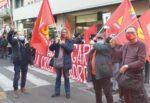 """""""Catania dice no al governo Draghi"""", presidio davanti Confindustria: presente anche la Federazione del Sociale USB – FOTO"""
