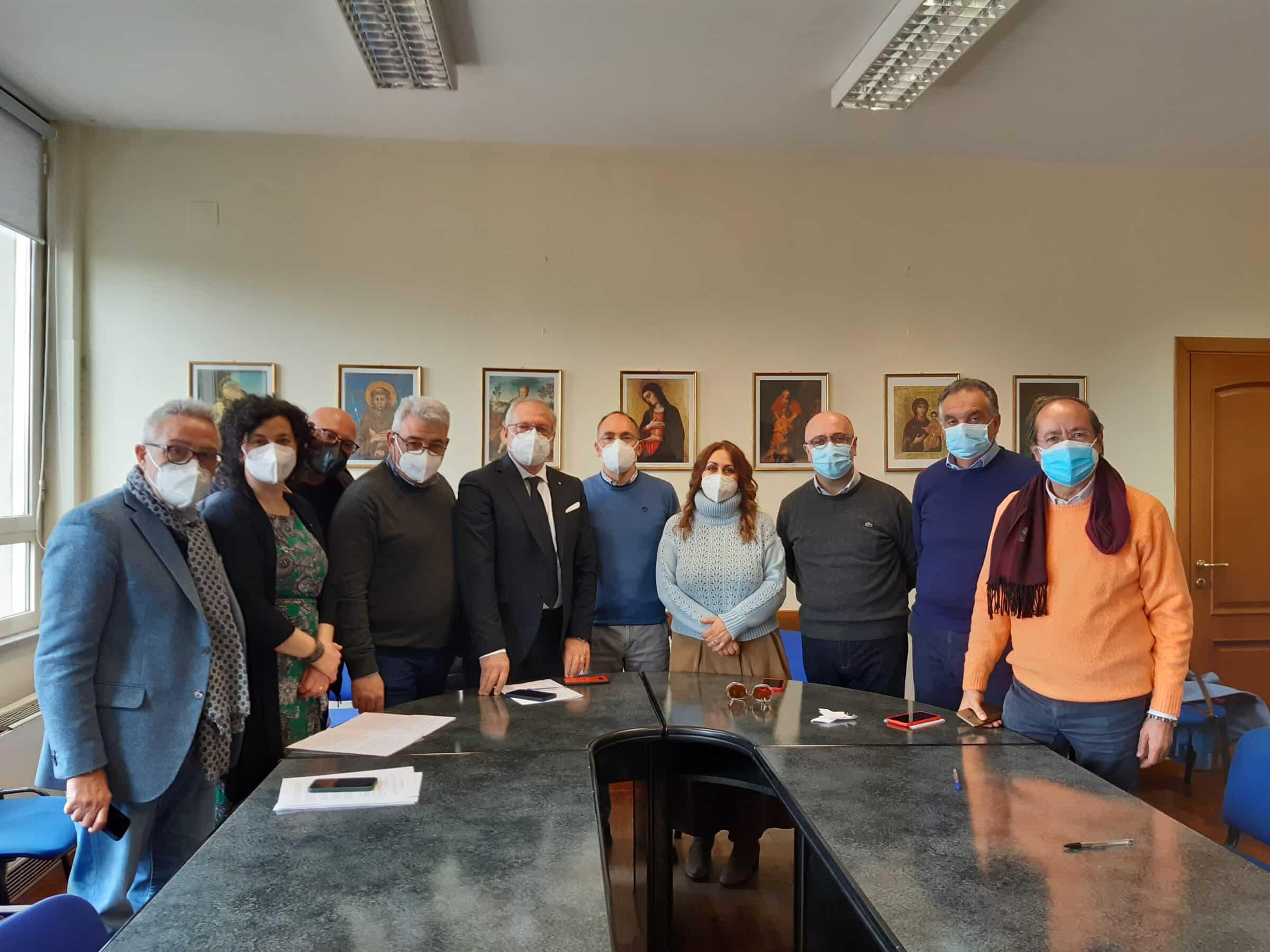 Nasce anche a Catania il Tavolo provinciale permanente della salute, siglati i protocolli d'intesa con i sindacati