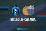 """Il Catania risorge a Bisceglie, """"tris"""" rossazzurro nella ripresa: Di Piazza """"superstar"""" – RIVIVI LA CRONACA"""