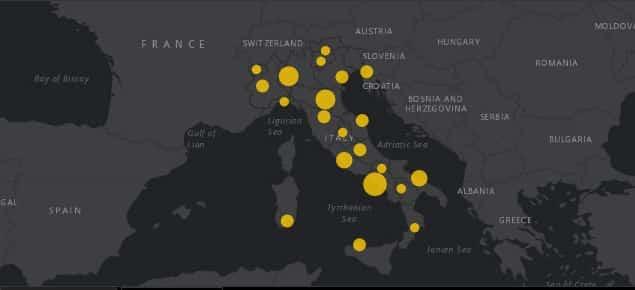 Coronavirus Italia, sopra i 24mila nuovi casi in 24 ore: il bollettino del 5 marzo 2021 – DATI