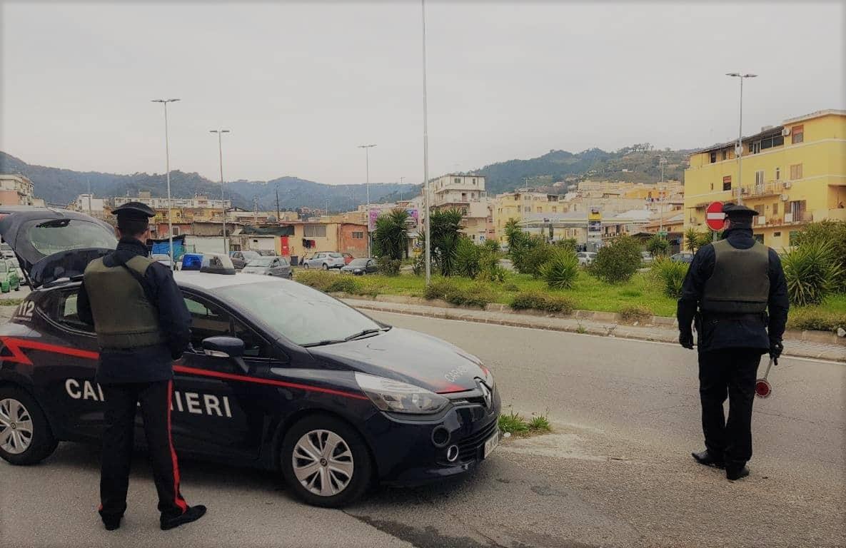 Dai reati contro la persona sino al possesso di armi: senza sosta i controlli dei carabinieri nel Messinese