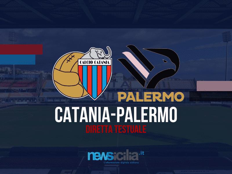 Il Catania crolla nel Derby, Santana fa volare il Palermo: al Massimino finisce 0-1 – RIVIVI LA DIRETTA