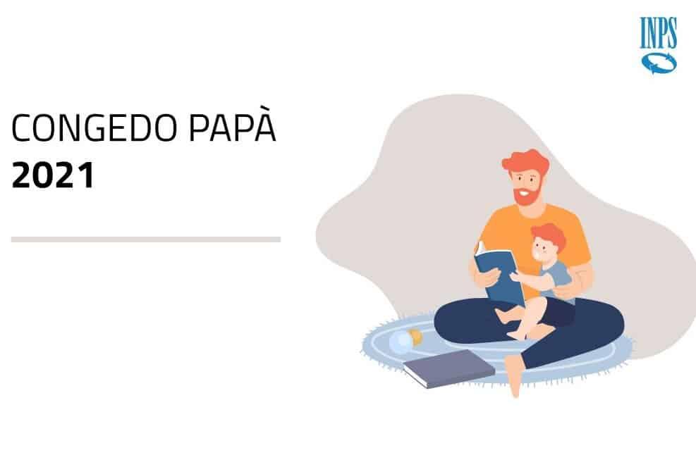 Congedo del padre, i giorni passano da 7 a 10: tutte le nuove info dall'INPS