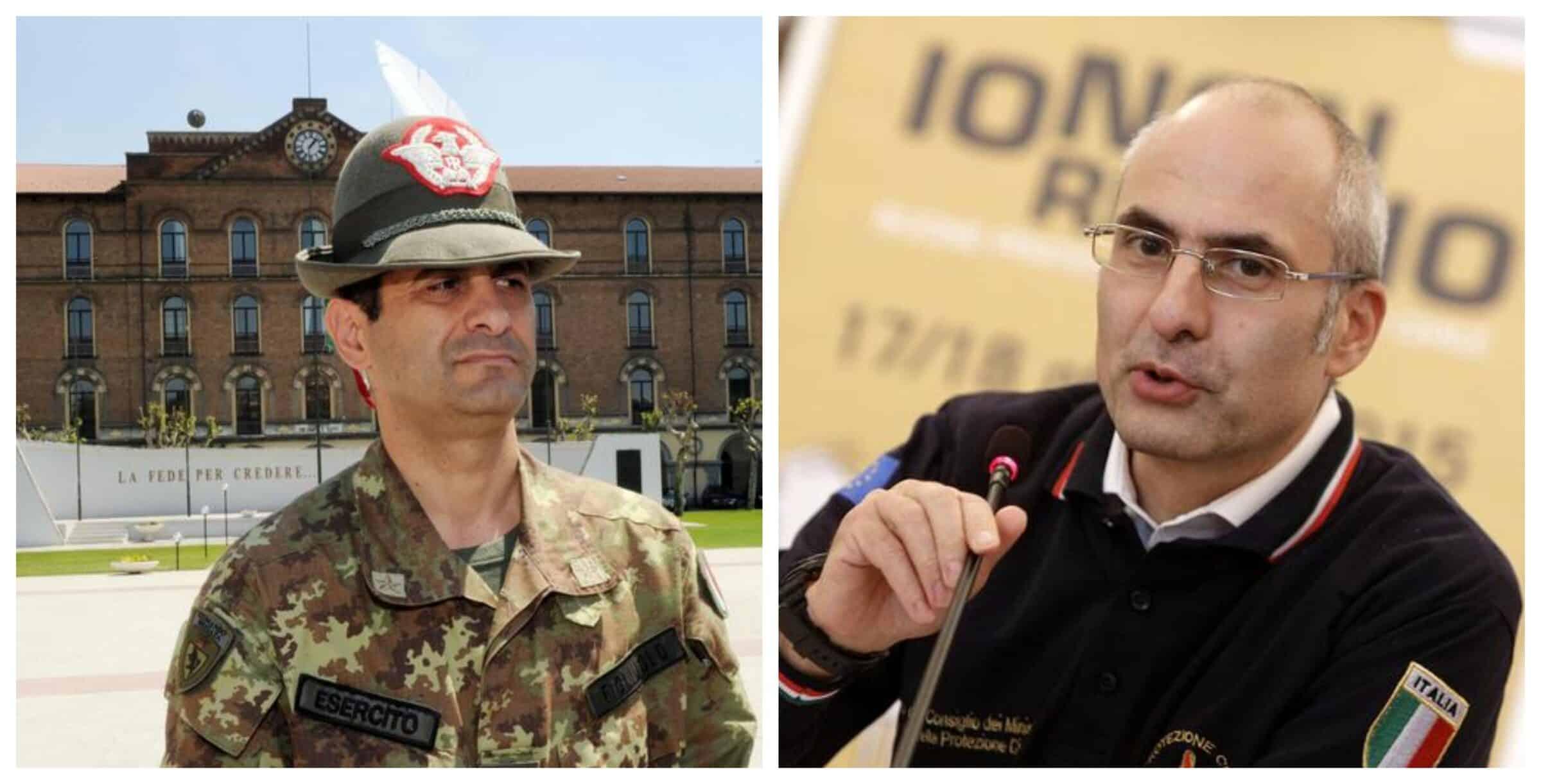 Emergenza Covid in Italia, cambio vertici: Generale Figliuolo nuovo commissario straordinario, Curcio a capo della Protezione civile
