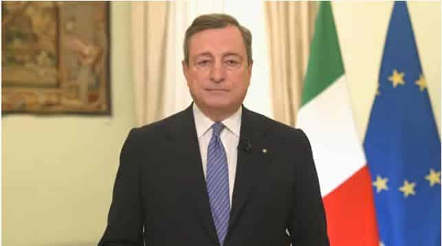 """Draghi, discorso dell'8 marzo tra ricordo del primo lockdown, piano vaccini e questioni di genere: """"Scelte meditate, ma rapide"""" – VIDEO"""