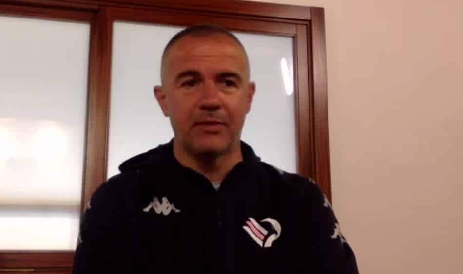"""Palermo, Filippi presenta il Derby: """"Dobbiamo giocare per la gloria"""""""