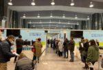 Catania, boom di presenze all'Hub di San Giuseppe La Rena: incremento di oltre il 30%