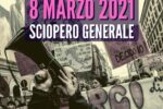 Catania, 8 marzo 2021: sciopero generale Non Una di Meno, la nota di Usb Sicilia