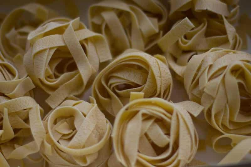 Il segreto di una buona pasta fresca fatta in casa