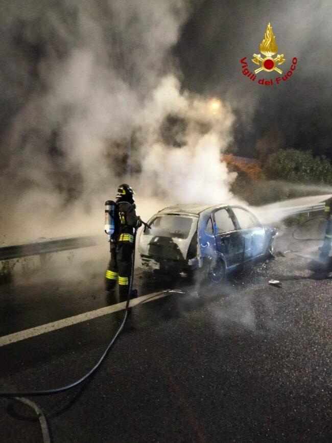 Incidente Viale Mediterraneo Catania