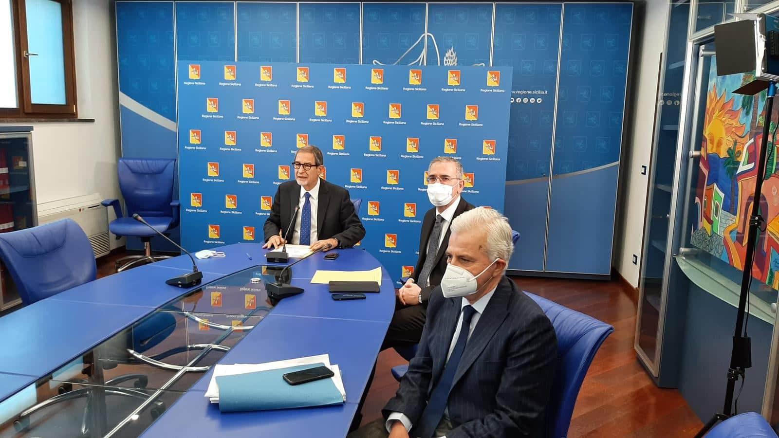 """Ponte sullo Stretto, dalla Sicilia alla Calabria in tre minuti? Musumeci: """"Necessità non più rinviabile"""""""