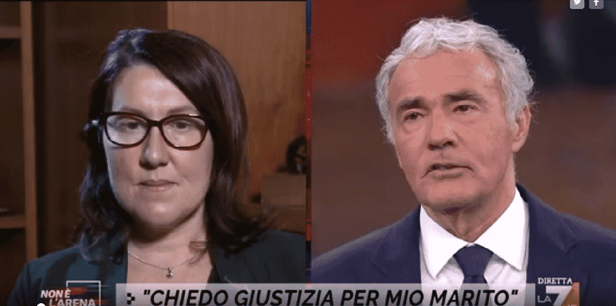 """Morte Stefano Paternò, la moglie racconta gli ultimi minuti di vita del marito: """"Guardava nel vuoto, non mi rispondeva"""""""