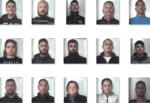 """Operazione Algeri, sgominata """"centrale"""" dello spaccio da 25mila euro al giorno: FOTO e NOMI dei soggetti coinvolti"""