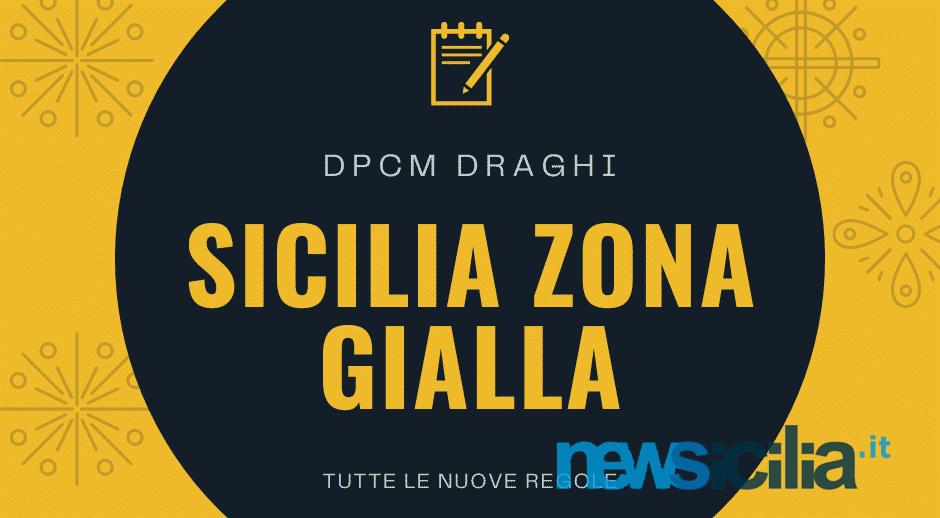 Coprifuoco, ristoranti, calcetto, amici: ecco cosa cambia in Sicilia con la zona gialla