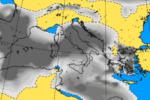 Previsioni meteo Sicilia, persiste il maltempo: ancora piogge, venti e cieli coperti