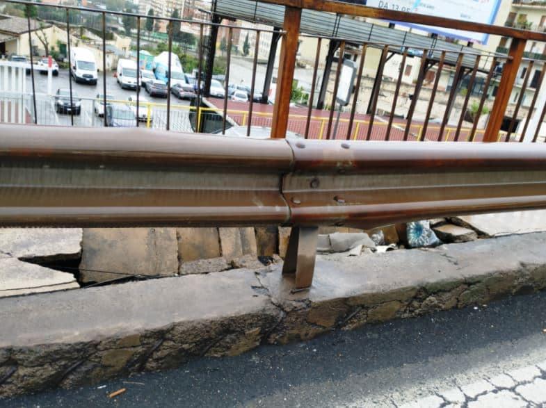 """Catania nel degrado tra buche e tombini divelti, Cerri (Comitato Cittadino Vulcania): """"Nessun intervento nonostante le segnalazioni"""" – Le FOTO"""