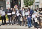 """Palermo, """"No al ripristino della Ztl"""": la Lega scende in piazza al fianco dei commercianti"""