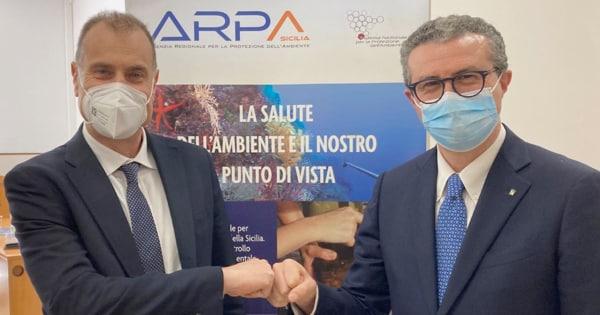 Ambiente, Vincenzo Infantino nuovo direttore generale Arpa Sicilia